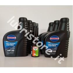 6 litri Tamoil Sint Future Extra 5W40 + omaggio