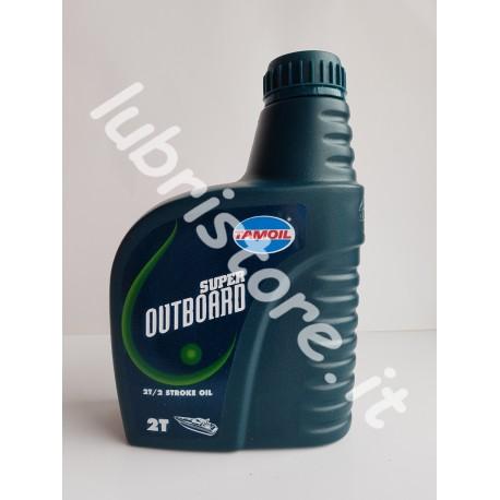 Tamoil super outboard motor oil 2T