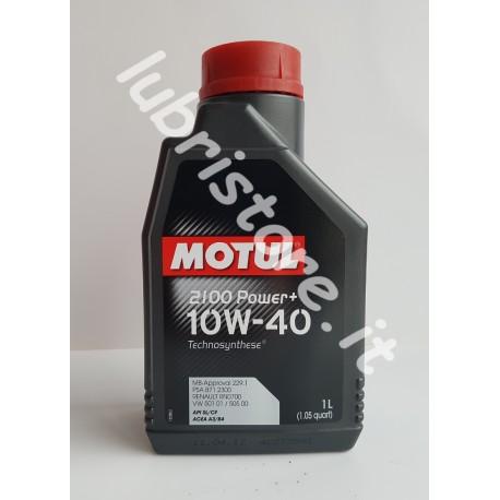 Motul 2100 Power+ 10W40