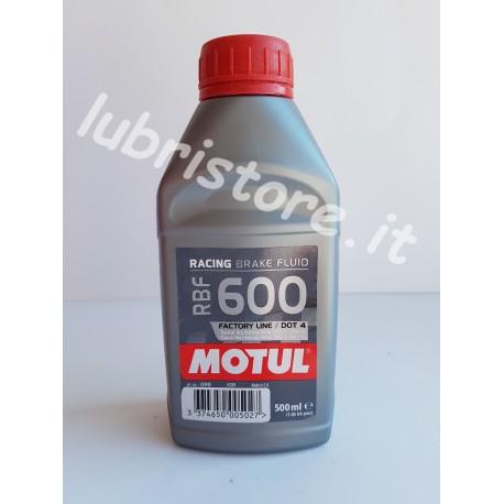 Motul Racing Brake Fluid 600