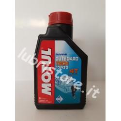 Motul Outboard Tech 4T 10W30 1L