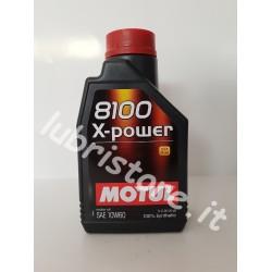 Motul 8100 X-Power 10W60