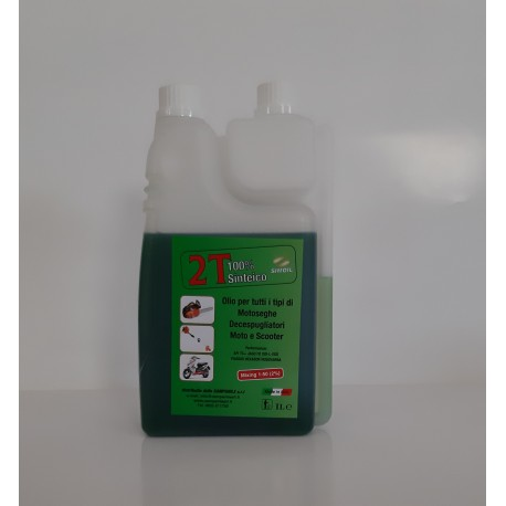 Simoil 2T 100% sintetico